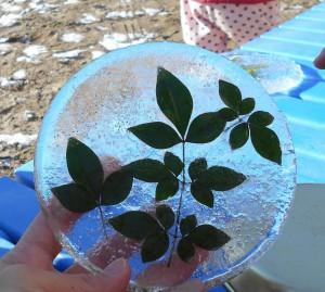 氷の鏡 2