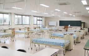 看護実習室(基礎課程)