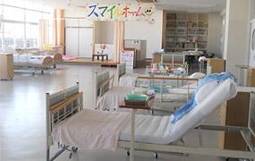 医療福祉科実習室